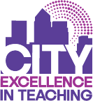 City Excellence in teaching logo